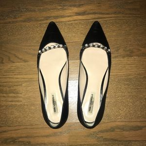 Karl Lagerfeld Flat Shoes - Size 9